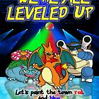 We're all leveled up! by FlyNebula