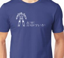 Soundwave and his family Unisex T-Shirt