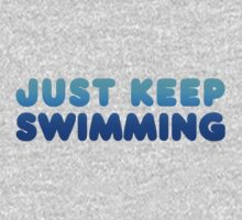Finding Nemo - Just Keep Swimming Kids Clothes