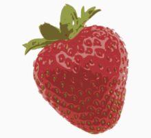 Juicy Strawberry by cnstudio