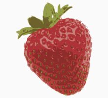Juicy Strawberry by cnstudio