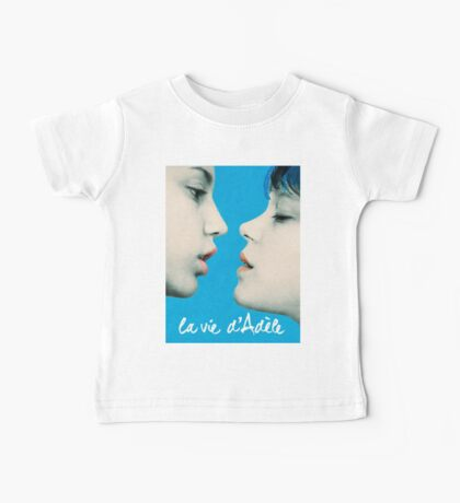 Blue is the Warmest Color poster Baby Tee