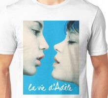 Blue is the Warmest Color poster Unisex T-Shirt