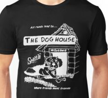 Retro Seattle – Dog House Restaurant T-Shirt Unisex T-Shirt