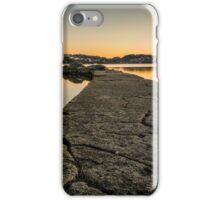 Troldhaugen sunset, Norway, Bergen iPhone Case/Skin