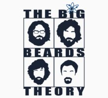 "The Big ""Beards"" Theory by JohnLucke"