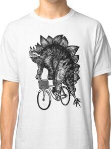 Stegosaurus Funny Classic T-Shirt