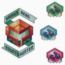 Samus Aran, Bounty Hunter by etall