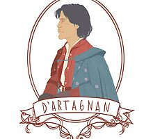 D'Artagnan by Jemima Williams