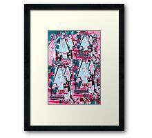 Cherry Pickled Framed Print
