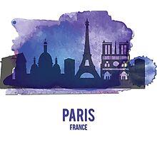 Paris France Photographic Print