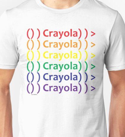 my rainbow Unisex T-Shirt