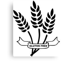 Gluten Free Canvas Print
