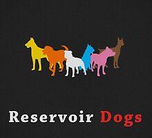 Reservoir Dogs by bigelowed