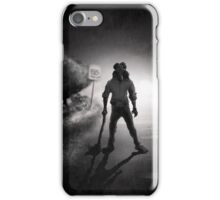 Axeman iPhone Case/Skin