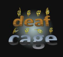 Deaf Cage-ASL by kdume