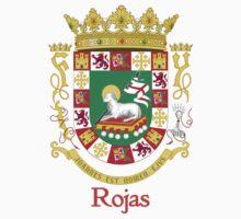 Rojas Shield of Puerto Rico by William Martin