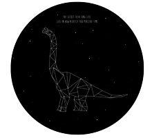 Wise Brachiosaurus by tophatmonster94