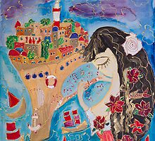 Mermaid by Anna-Mansohn