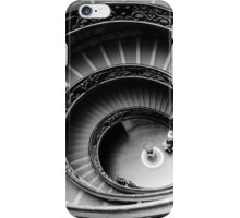 Bramante Staircase Vatican iPhone Case/Skin