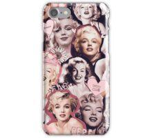 Marilyn Monroe Collage iPhone Case/Skin