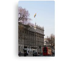 Gay Marriage Legal England And Wales Canvas Print