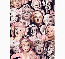 Marilyn Monroe Collage Unisex T-Shirt