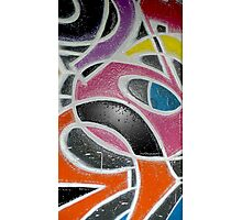 Graffiti Abstracts Photographic Print