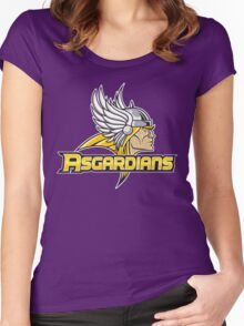 The Asgardians Women's Fitted Scoop T-Shirt