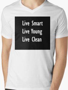 The Motto Mens V-Neck T-Shirt