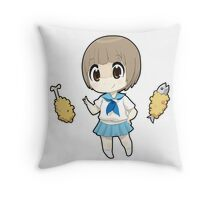 Mako - Kill La Kill Throw Pillow