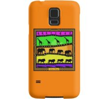 Africa Moves Samsung Galaxy Case/Skin
