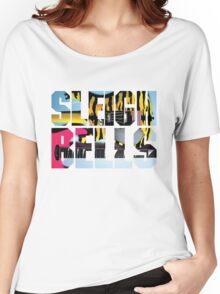 Bitter Rivals Cutout Women's Relaxed Fit T-Shirt