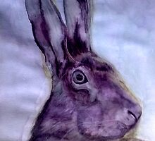 Hare by Natalie Holden