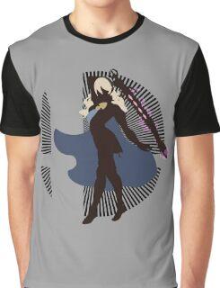 Corrin (Female, Smash) - Sunset Shores Graphic T-Shirt