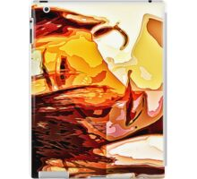 the colorful girl iPad Case/Skin