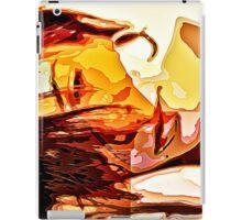 the colorful girl iPad Case/Skin