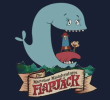 The Marvelous Misadventures of Flapjack by evaparaiso