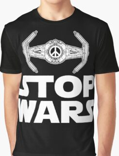 Stop Wars [Hippy Ye] Graphic T-Shirt