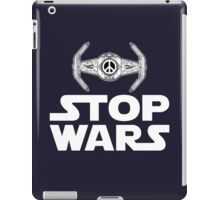 Stop Wars [Hippy Ye] iPad Case/Skin