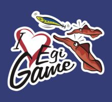 I love Egi Game by GKdesign