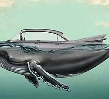 the Cadillac of the sea by vinpez