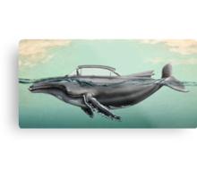 the Cadillac of the sea Metal Print
