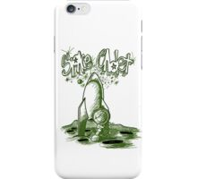 Space Cadet Green Edition iPhone Case/Skin