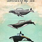 saloons of the sea by vinpez