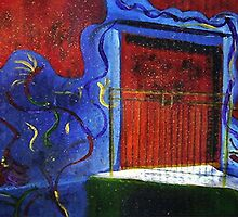 Red Door by hickerson