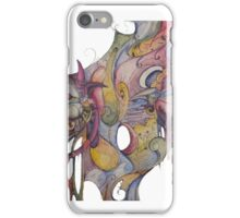 Labyrinth door knockers iPhone Case/Skin