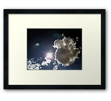 ©TSS The Sun Series XXVIII Framed Print