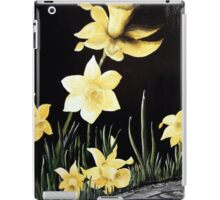Daffodil Magic iPad Case/Skin