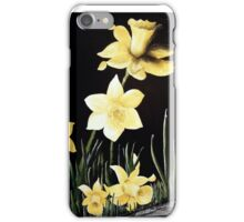 Daffodil Magic iPhone Case/Skin